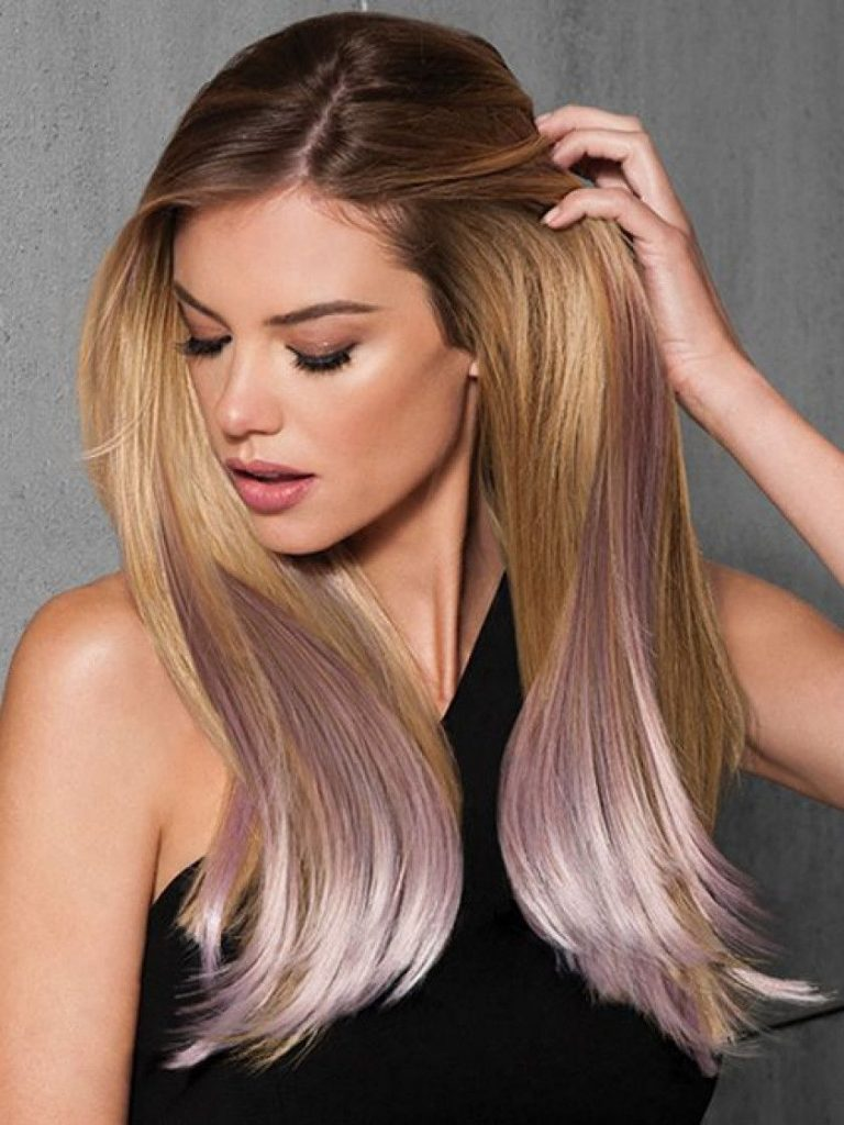 Get an aesthetic and professional finish with I tip hair extensions