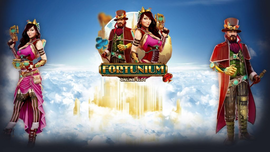 If you want, you can play through the Fortunium slot as it is updated